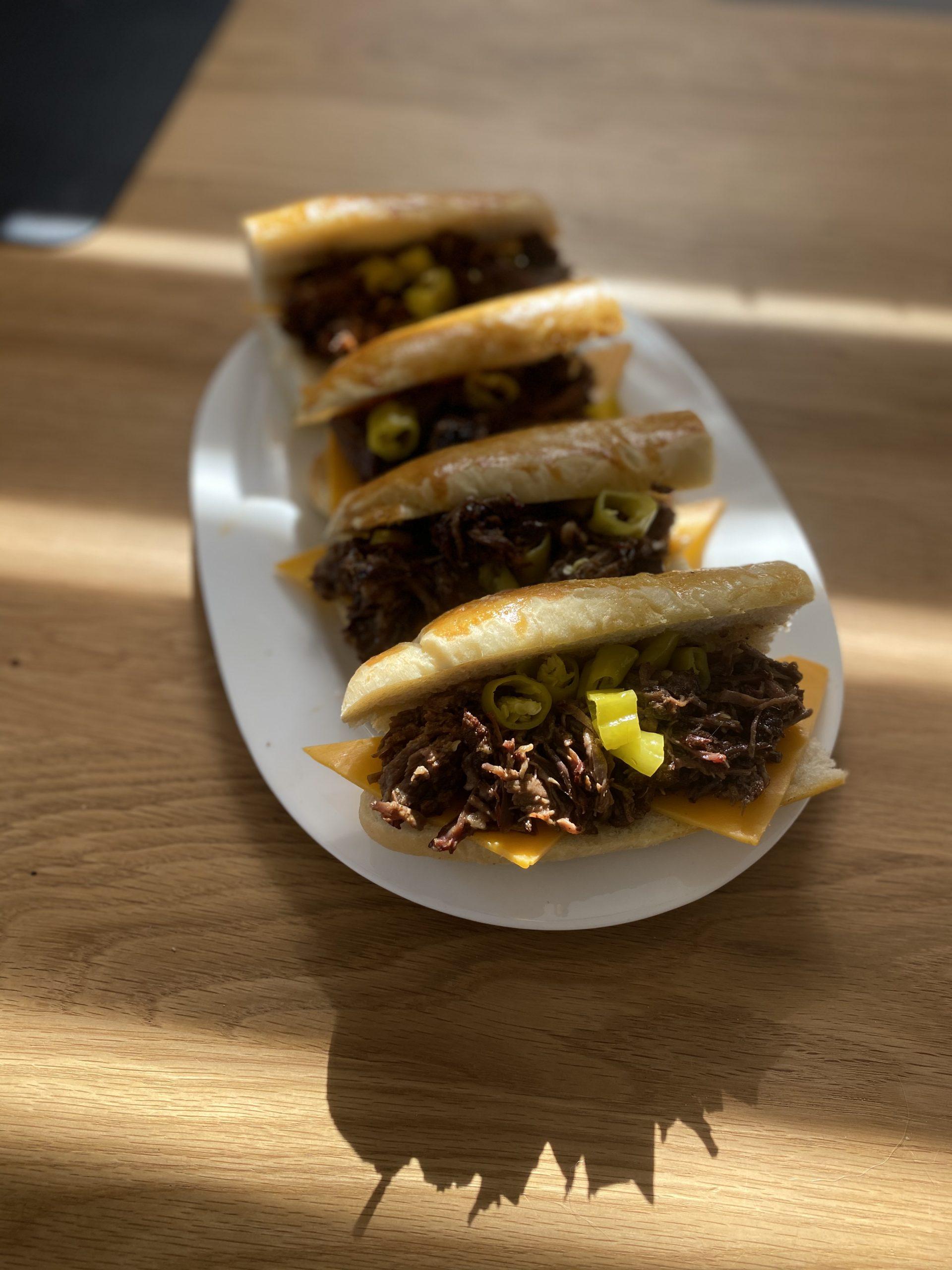 Mississippi PoBoy Sandwich